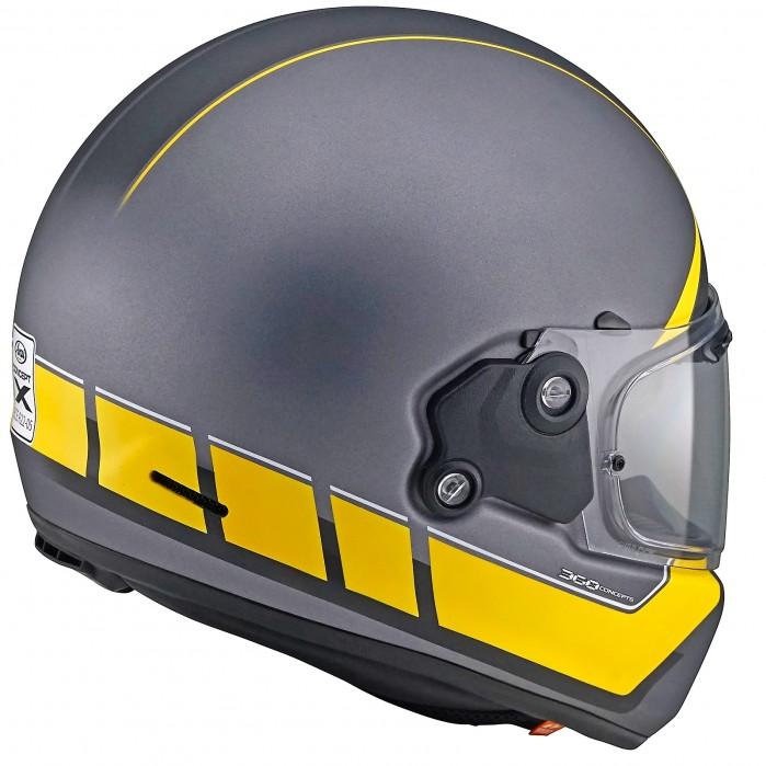 Concept X Speedblock Yellow B