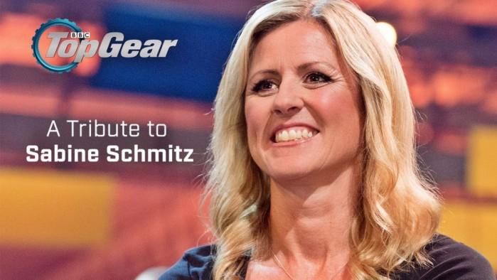 Top Gear A tribute to Sabine Schmitz