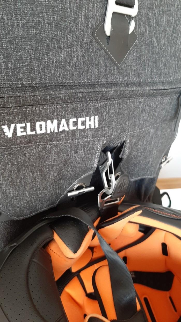13 Velomacchi Speedway Backpack uchwyt