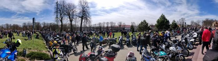 01 Otwarcie Sezonu Motocyklowego Zlot Gwiazdzisty w Czestochowie 2021
