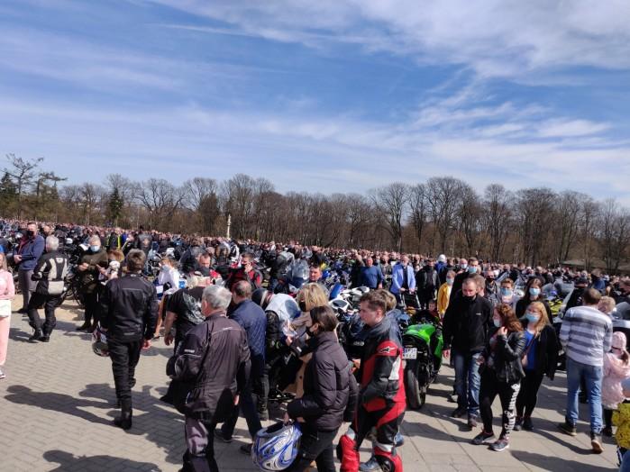 04 Otwarcie Sezonu Motocyklowego Zlot Gwiazdzisty w Czestochowie 2021