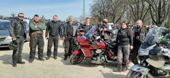 10 Otwarcie Sezonu Motocyklowego Zlot Gwiazdzisty w Czestochowie 2021