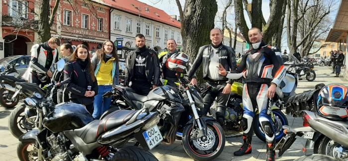 11 Otwarcie Sezonu Motocyklowego Zlot Gwiazdzisty w Czestochowie 2021