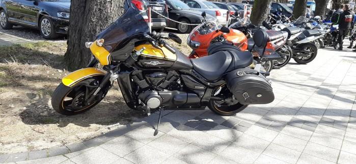 12 Otwarcie Sezonu Motocyklowego Zlot Gwiazdzisty w Czestochowie 2021