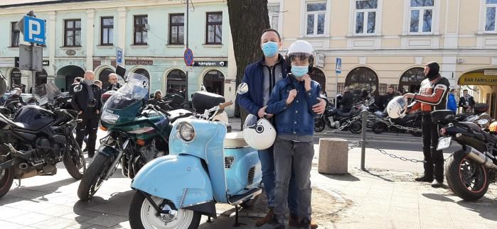 16 Otwarcie Sezonu Motocyklowego Zlot Gwiazdzisty w Czestochowie 2021