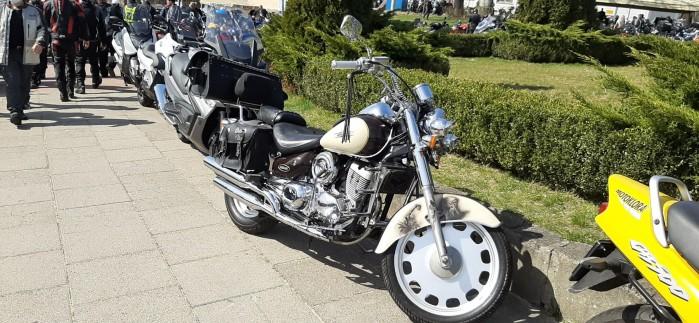 19 Otwarcie Sezonu Motocyklowego Zlot Gwiazdzisty w Czestochowie 2021