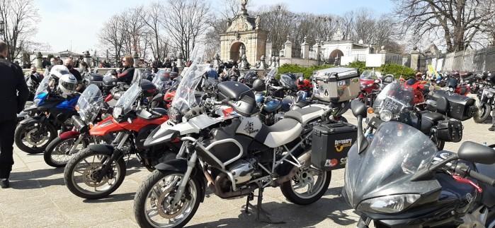 26 Otwarcie Sezonu Motocyklowego Zlot Gwiazdzisty w Czestochowie 2021