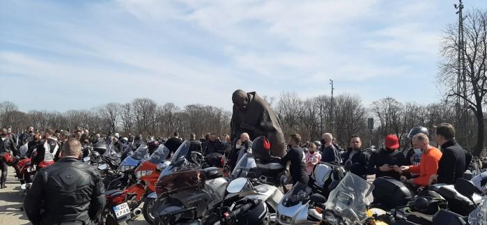 31 Otwarcie Sezonu Motocyklowego Zlot Gwiazdzisty w Czestochowie 2021