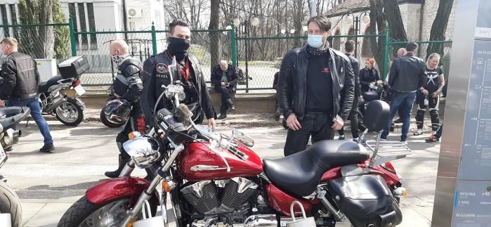 37 Otwarcie Sezonu Motocyklowego Zlot Gwiazdzisty w Czestochowie 2021