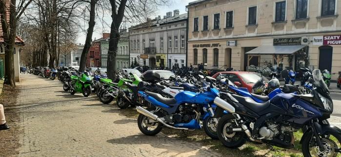 41 Otwarcie Sezonu Motocyklowego Zlot Gwiazdzisty w Czestochowie 2021
