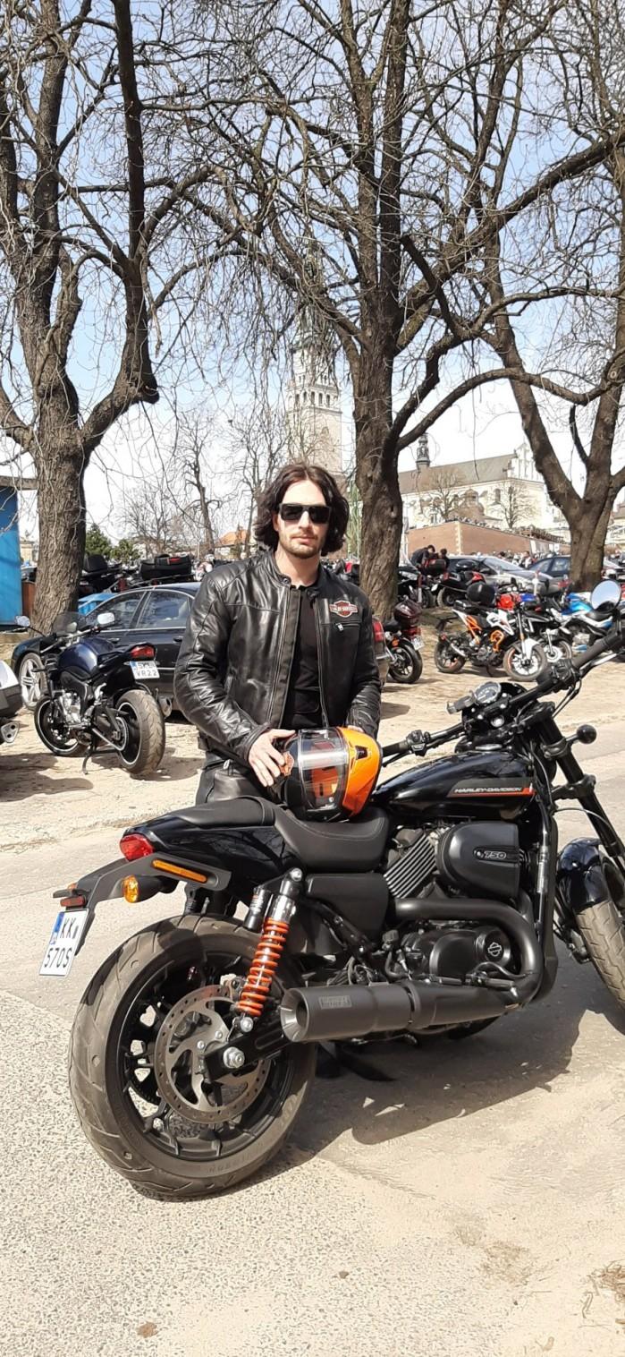 44 Otwarcie Sezonu Motocyklowego Zlot Gwiazdzisty w Czestochowie 2021