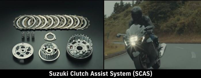 9 Silnik Suzuki Hayabusa sprzeglo