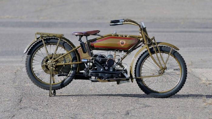 Harley Davidson Sport Twin
