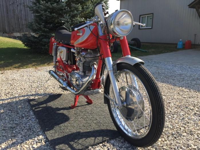 1965 ducati mach 2