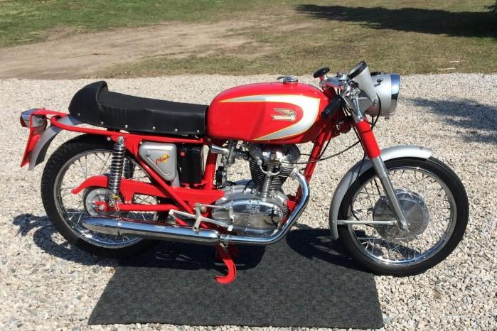 1965 ducati mach 6