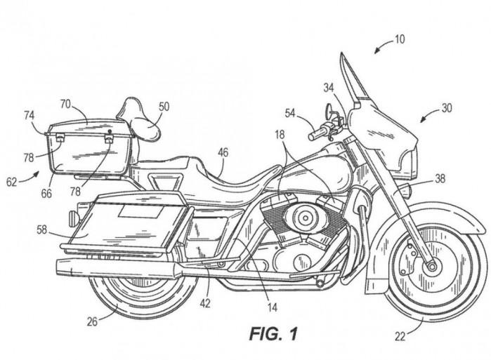 harley davidson patent zyroskop 01