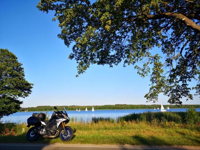 Mazury na motocyklu 1
