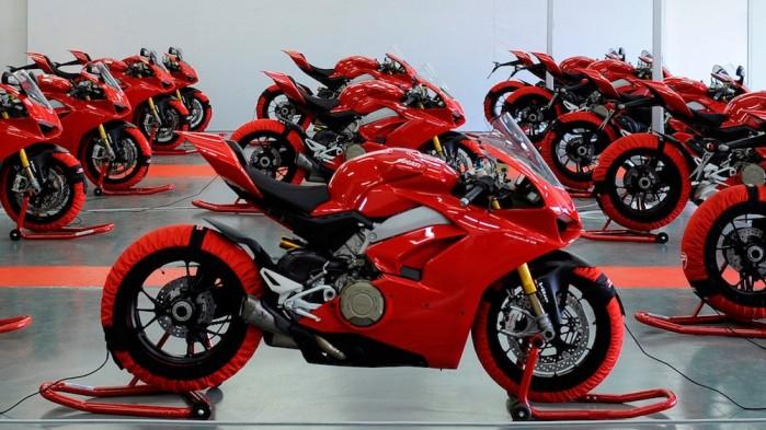 motocykle ducati
