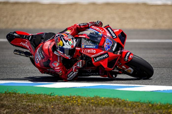 Jack Miller MotoGP GP Hiszpanii Jerez 2021