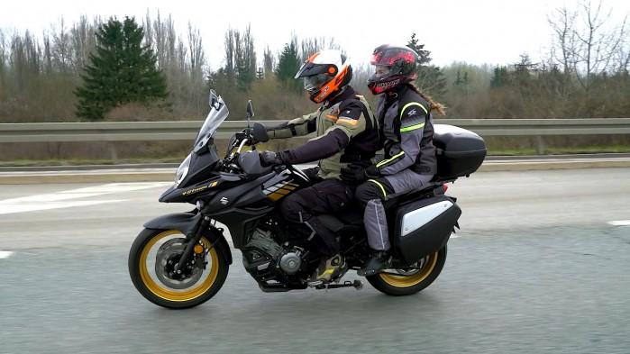 01 Suzuki DL 650 XT 2021