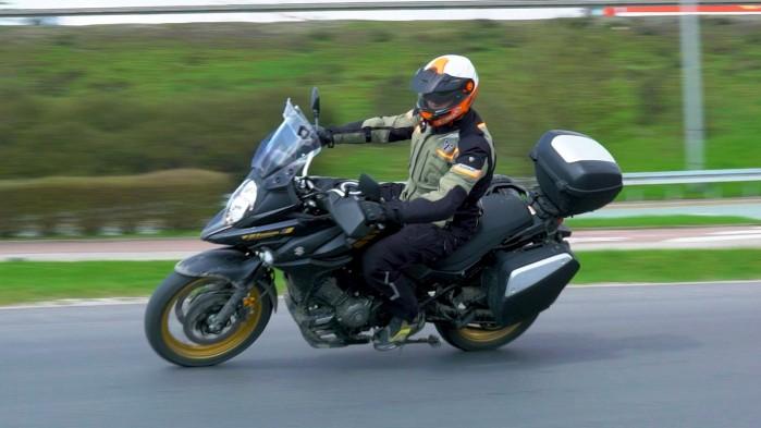 05 Suzuki DL 650 XT Mariusz Lowicki