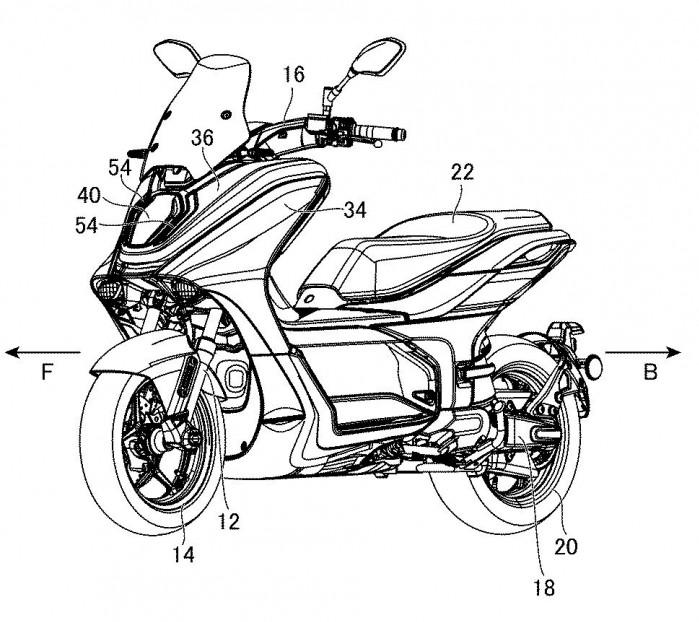 yamaha e01 patent 02