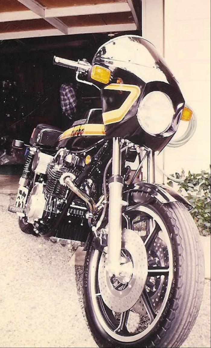 ZR1 TC Garaz