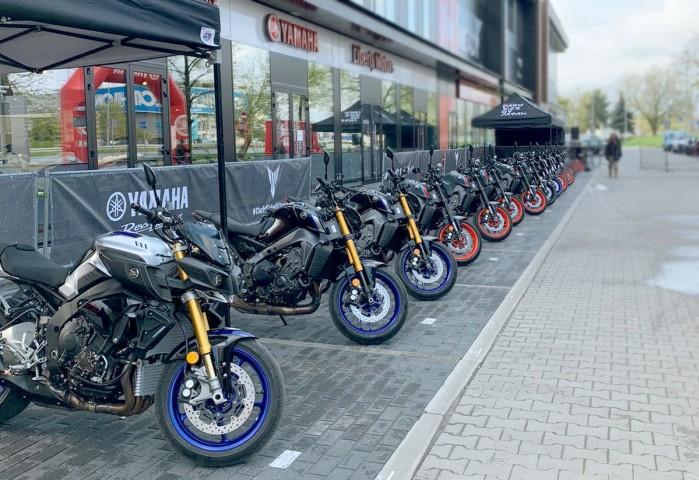 Yamaha POLand Position Piaseczno MT Tour 2021