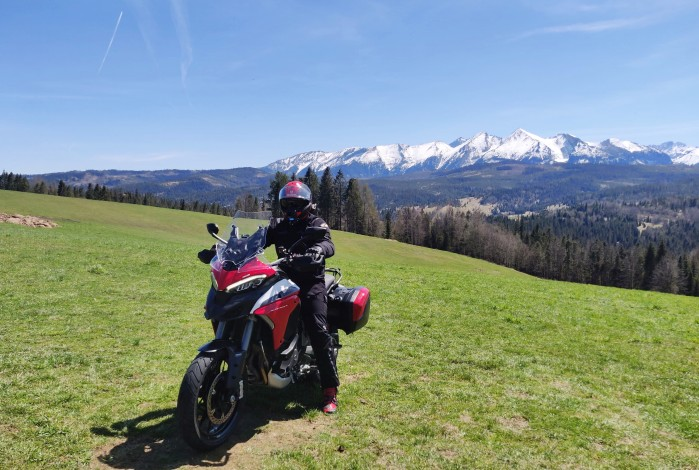 ducati multistrada v4s i daniel moto tours vlog