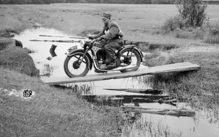 motocykle bmw emw r35 w wojsku polskim