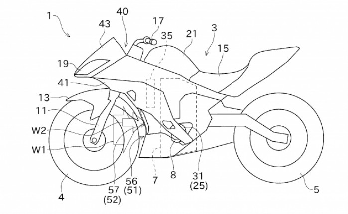 kawasaki ninja zx 4r patent 02