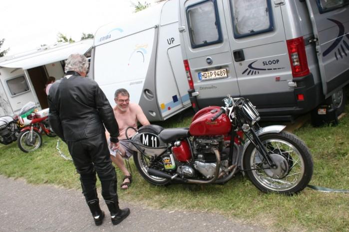 Czeskie TT Triumph