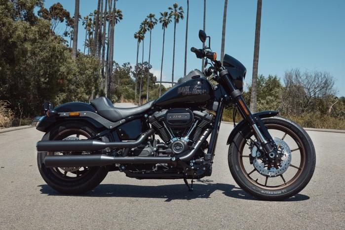 HD 2020 Low Rider S