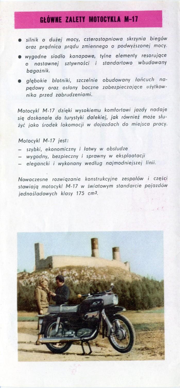 SHL M17 Gazela folder