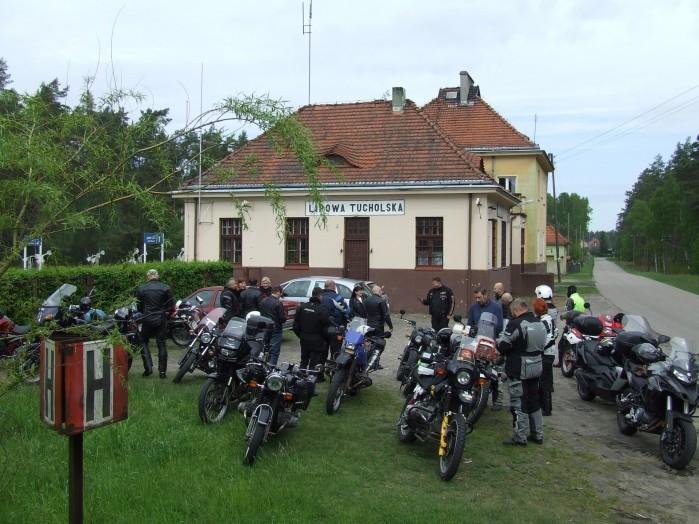05 Stacja Lipowa Tucholska Stad wyruszyla Inka do Gdanska