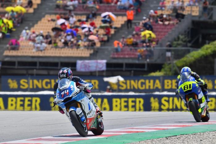 01 Piotr Biesiekirski Grand Prix Katalonii Moto2 2021