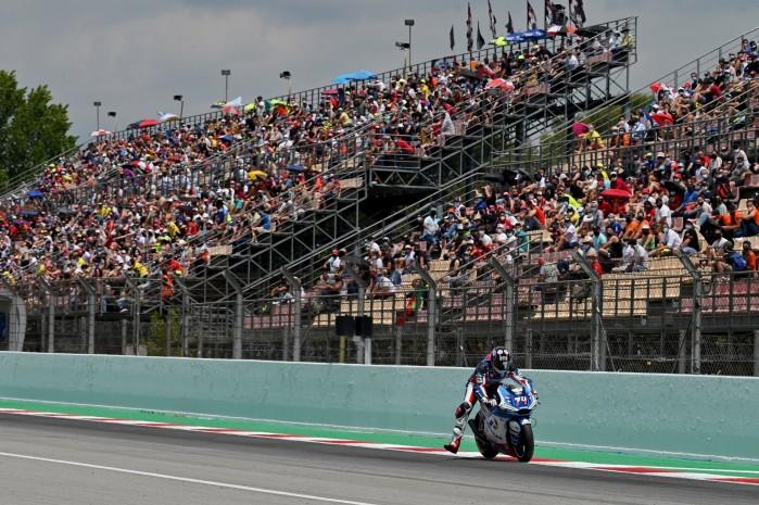 05 Piotr Biesiekirski Grand Prix Katalonii Moto2 2021