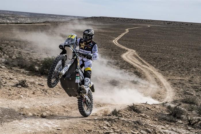 Luciano Benavides Rockstar Energy Husqvarna Factory Racing