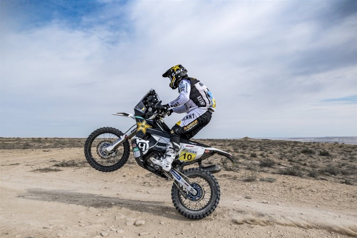 Skyler Howes Rockstar Energy Husqvarna Factory Racing