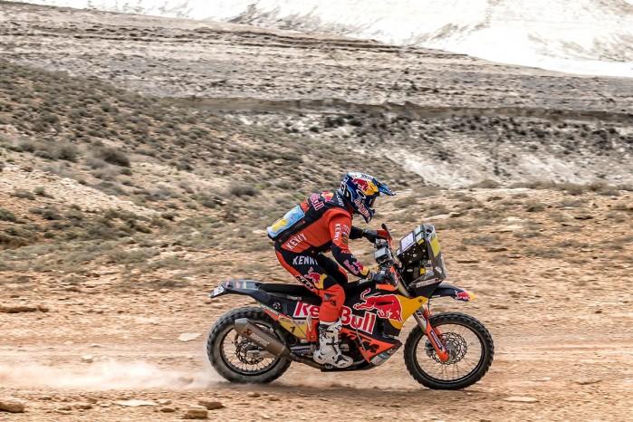 Sam Sunderland Rally Kazakhstan
