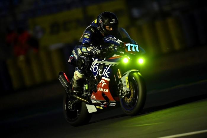 wojcik racing le mans 24h w nocy