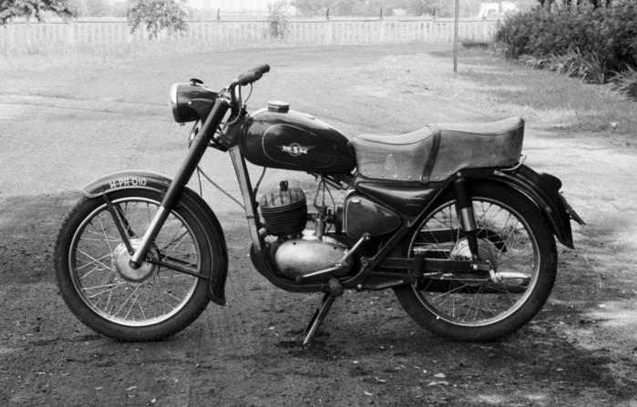 wsk 150 motocykl prl