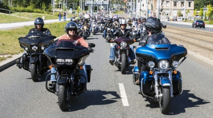 115 rocznica Harley Davidson w Pradze 2018 26 z 2