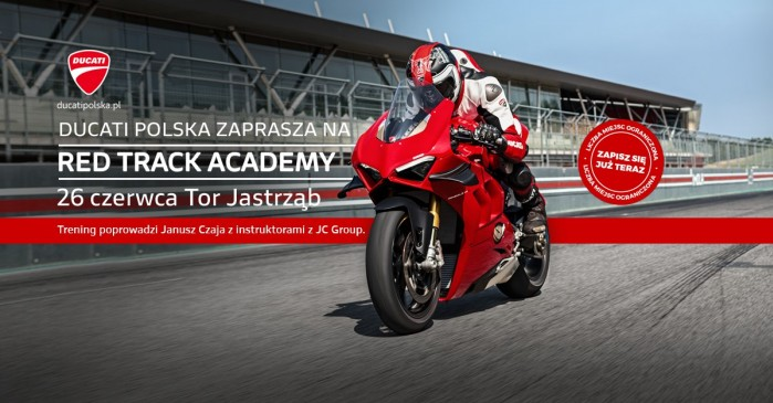 Ducati Red Track Academy