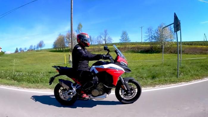 02 Ducati Multistrada V4S test