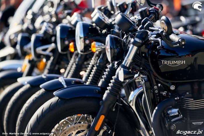 Festival Triumph motocykle