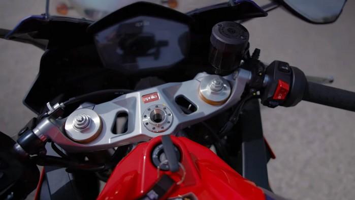 07 Aprilia RS660 kierownica