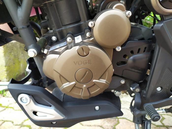 29 VOGE 300AC motor