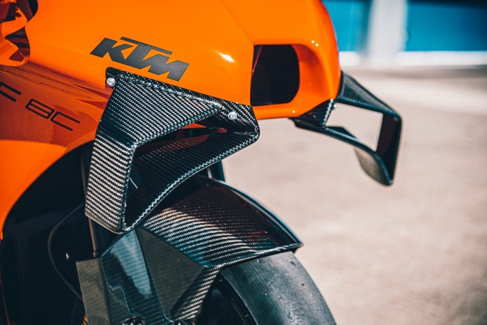 KTM RC 8C 2