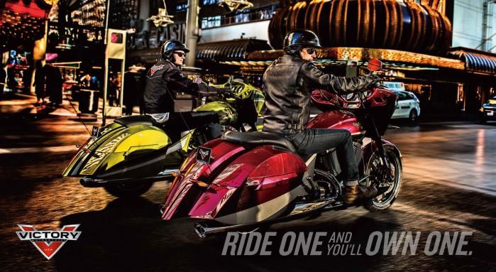 Victory Motocykle